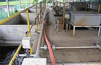 液肥製造プラント